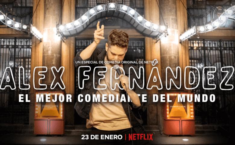 Alex Fernández reflexiona sobre el cáncer y la discapacidad en especial de Netflix