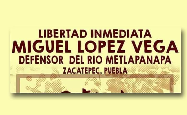 ¿Quién es Miguel López Vega y por qué fue detenido en Puebla?