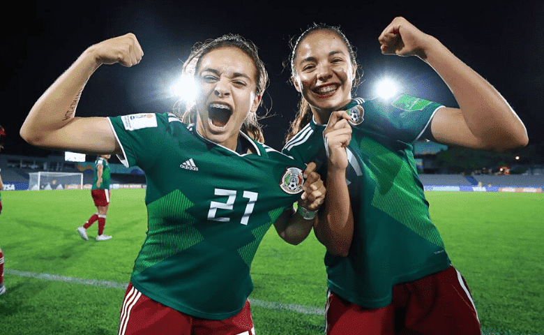 La Academia Femenil de FIFA ha llegado a México