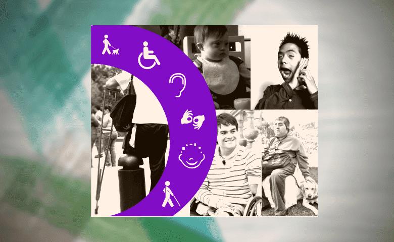 ¿Cómo apoyar a una persona con discapacidad en caso de sismo?