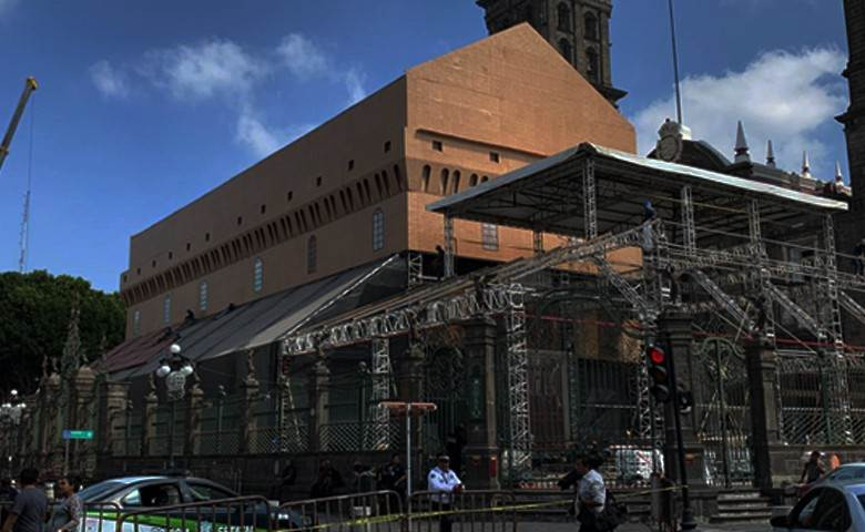 Capilla Sixtina en Puebla: el capricho eclesiástico que violó la ley federal