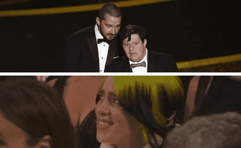 La discapacidad estuvo presente en los Oscar 2020