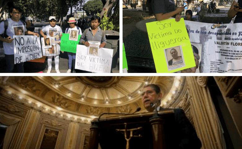 Familiares de desaparecidos piden que Higuera no sea fiscal… y el Congreso lo elige de todos modos