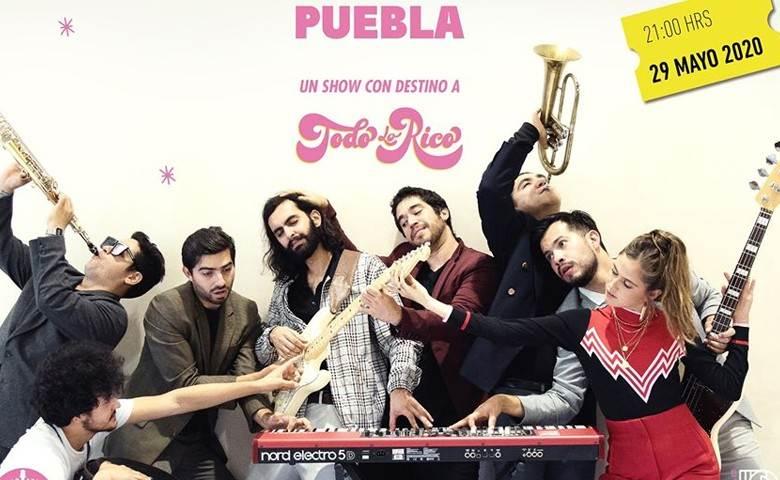 ¡Oye, mi vida! La Garfield dará un concierto en Puebla