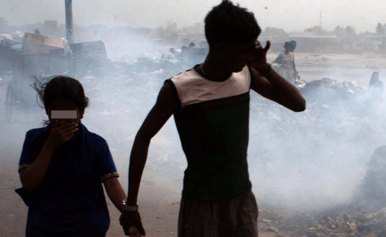 Ningún país del mundo ofrece la salud y el clima adecuado para los niños