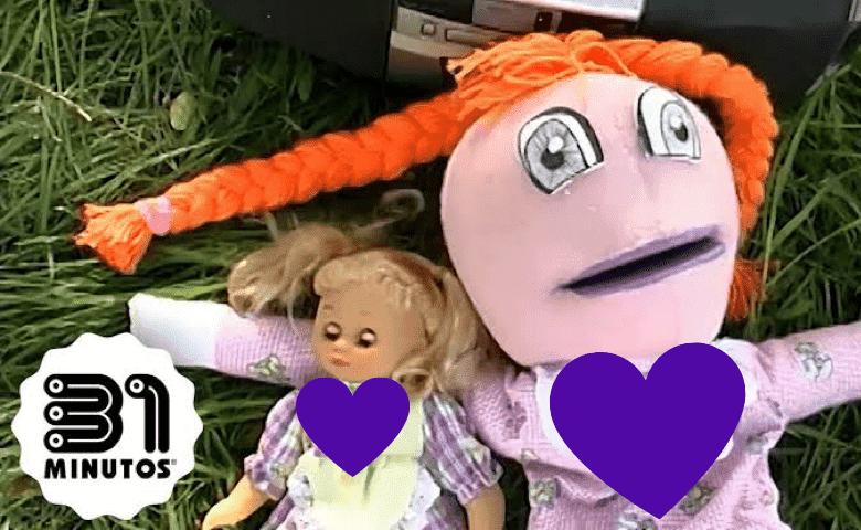 «Mi muñeca me habló» de 31 Minutos ahora tiene versión feminista
