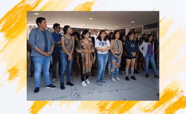 BUAP ignora demandas de estudiantes en paro, acusan