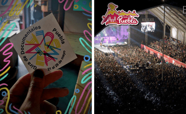 Por coronavirus, posponen Feria de Puebla y Festival Ambulante