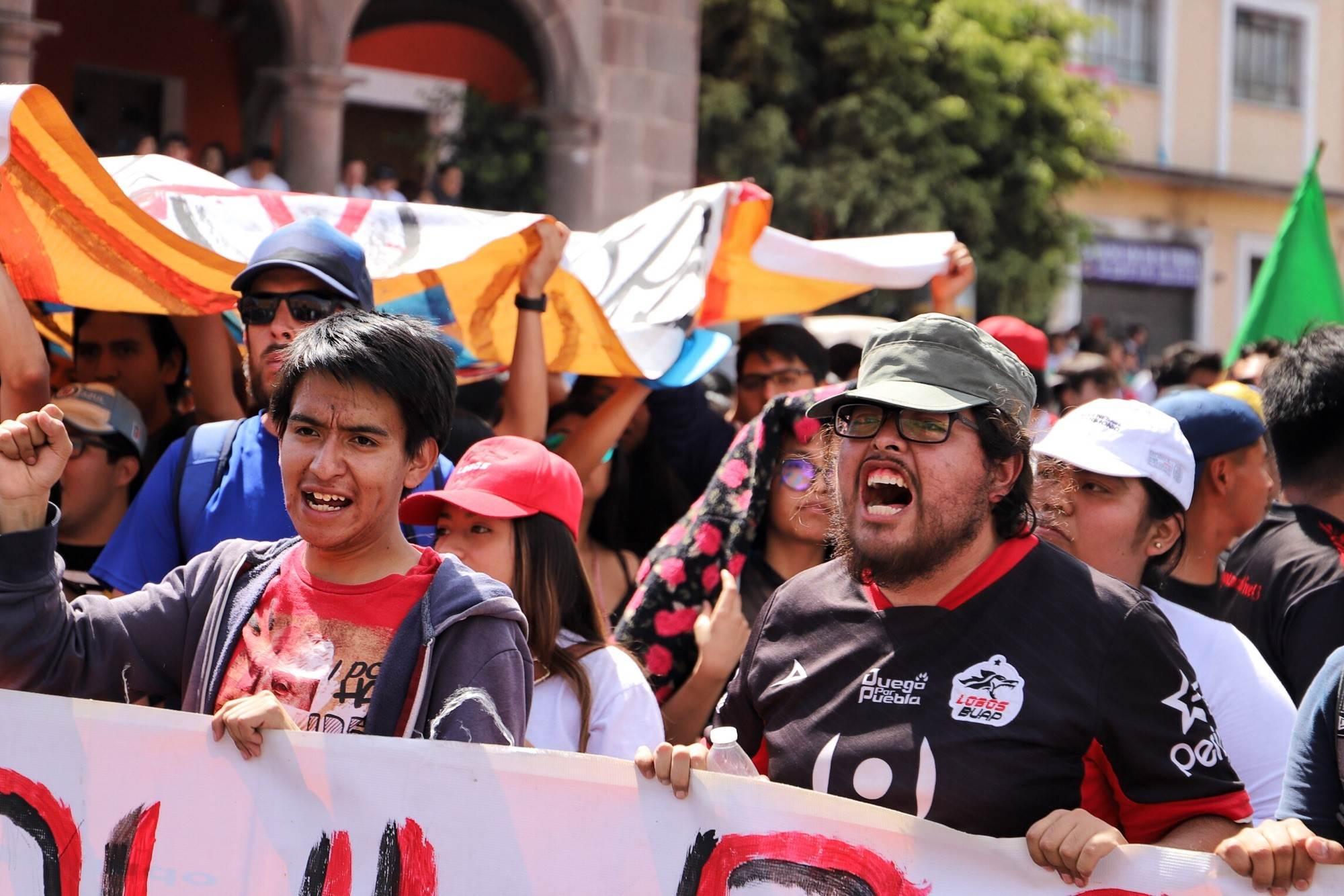 Detienen a presuntos homicidas de Aldo Padilla y estudiantes en Huejotzingo