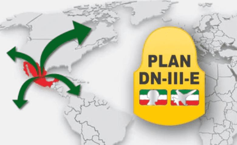 El Plan DN-III-E ante la Covid-19