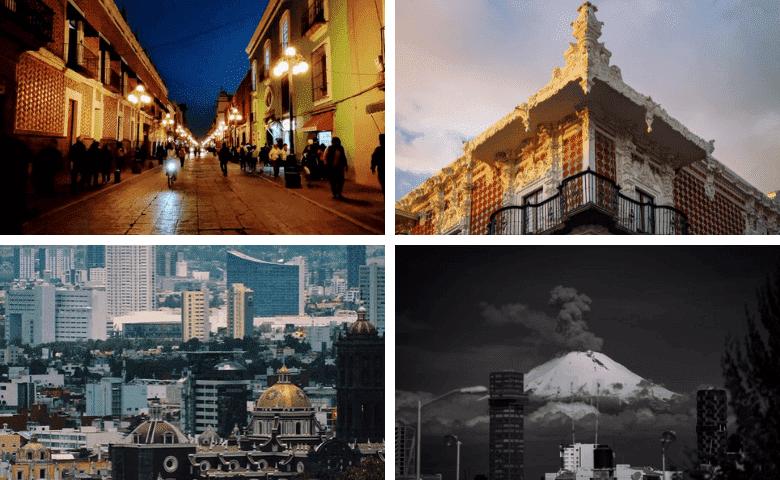 Puebla, la ciudad patrimonio ante la pandemia