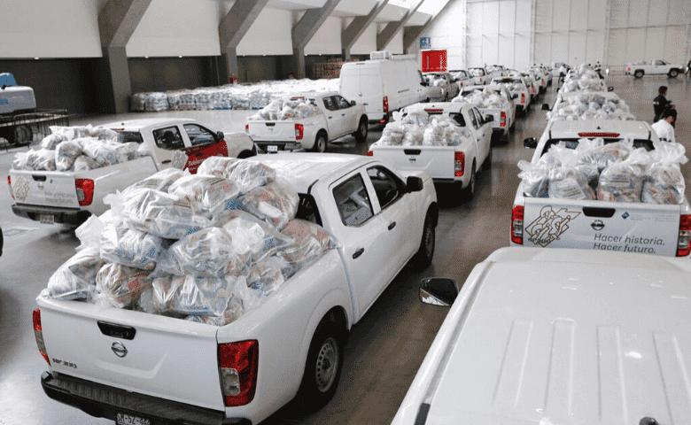 Kits, despensas y paquetes en medio de la pandemia: entre el lucro y el apoyo