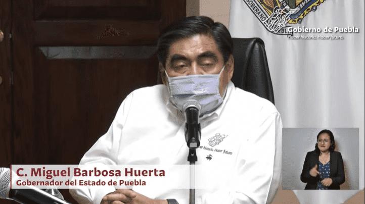 "Reprochan diputadas federales dichos ""machistas"" de Barbosa sobre feminicidios"