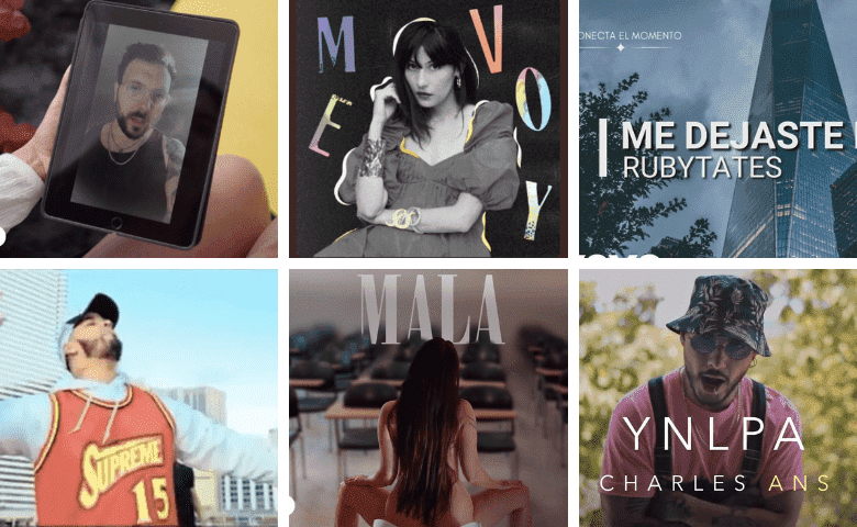16 canciones que se estrenaron durante la última semana de mayo