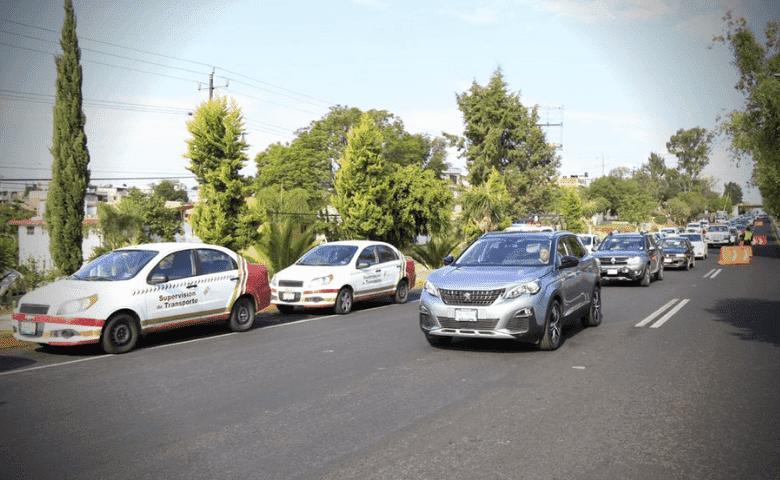 """Sancionan a 688 conductores por no respetar el """"Hoy No Circula"""""""