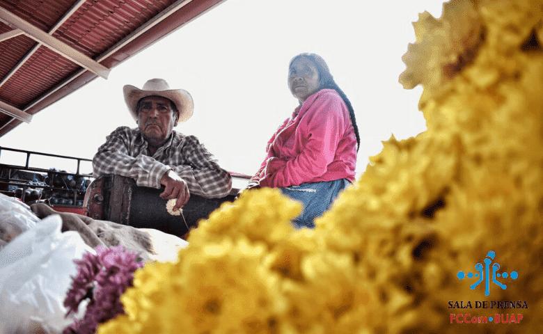 Floricultores sufren la peor de las crisis en El Productor de Atlixco