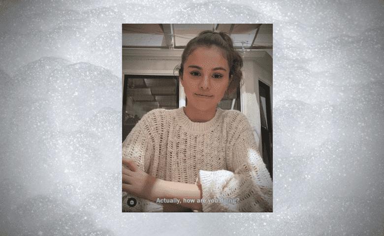 Selena Gomez habla sobre la importancia  de la salud mental