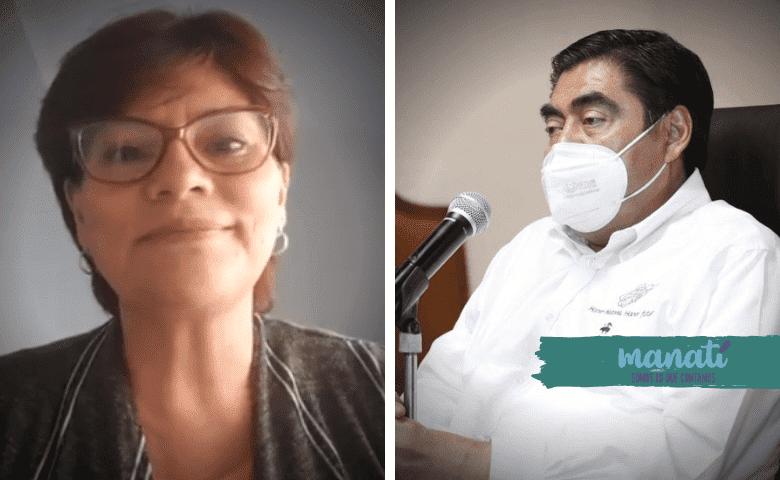 Confirman primer caso de covid-19 en el gabinete de Barbosa