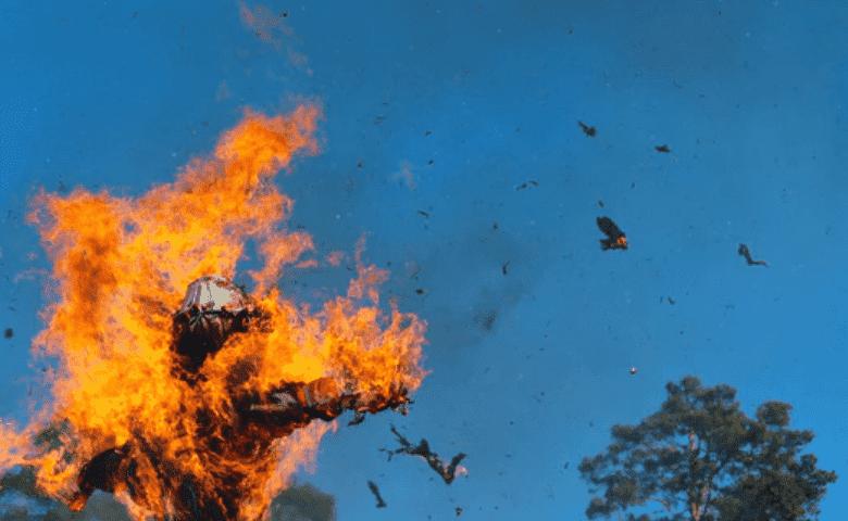 Puebla ocupa el séptimo lugar con más incendios forestales