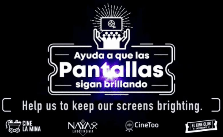 Lanzan campaña para salvar cuatro salas independientes de cine