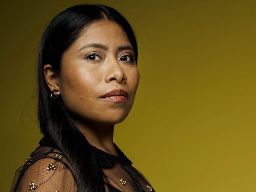 Yalitza Aparicio es invitada a ser miembro de la Academia de Hollywood