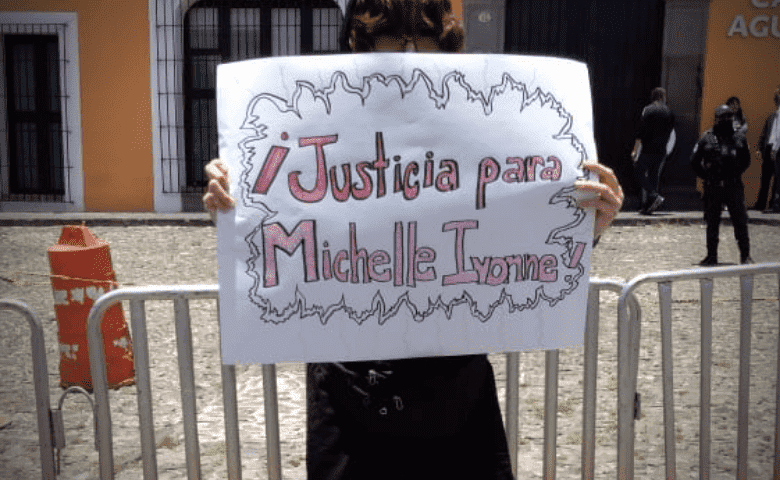 Vinculan a proceso a agresor de Michel Ivonne