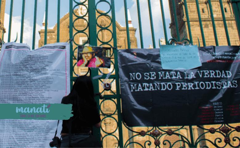 Registran 141 agresiones a periodistas y defensores de derechos humanos