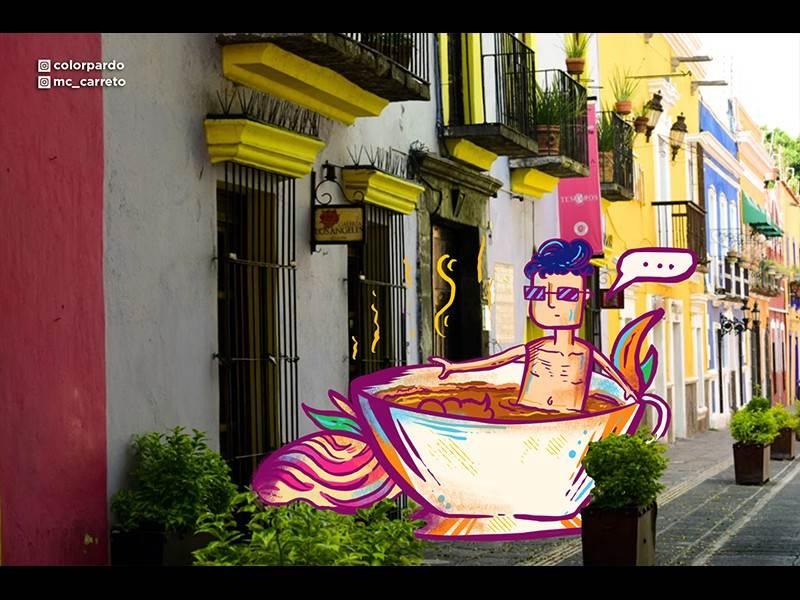 #AquíSigo, un paseo por Puebla antes de la pandemia
