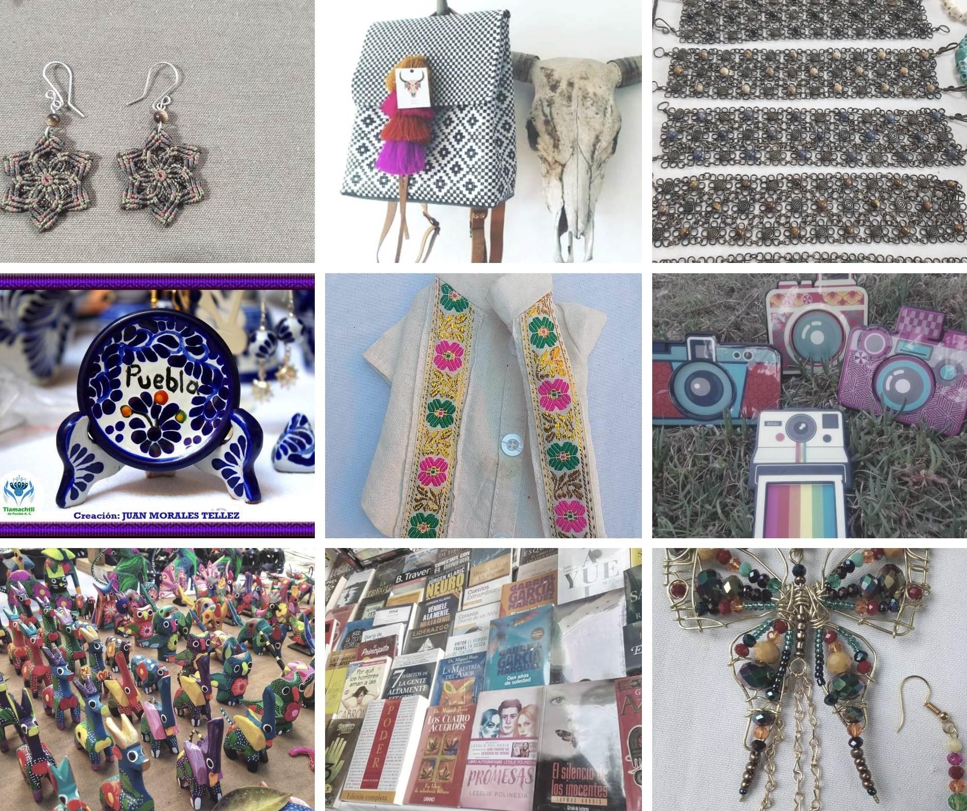 Lanzan campaña para apoyar a artesanos del Carolino