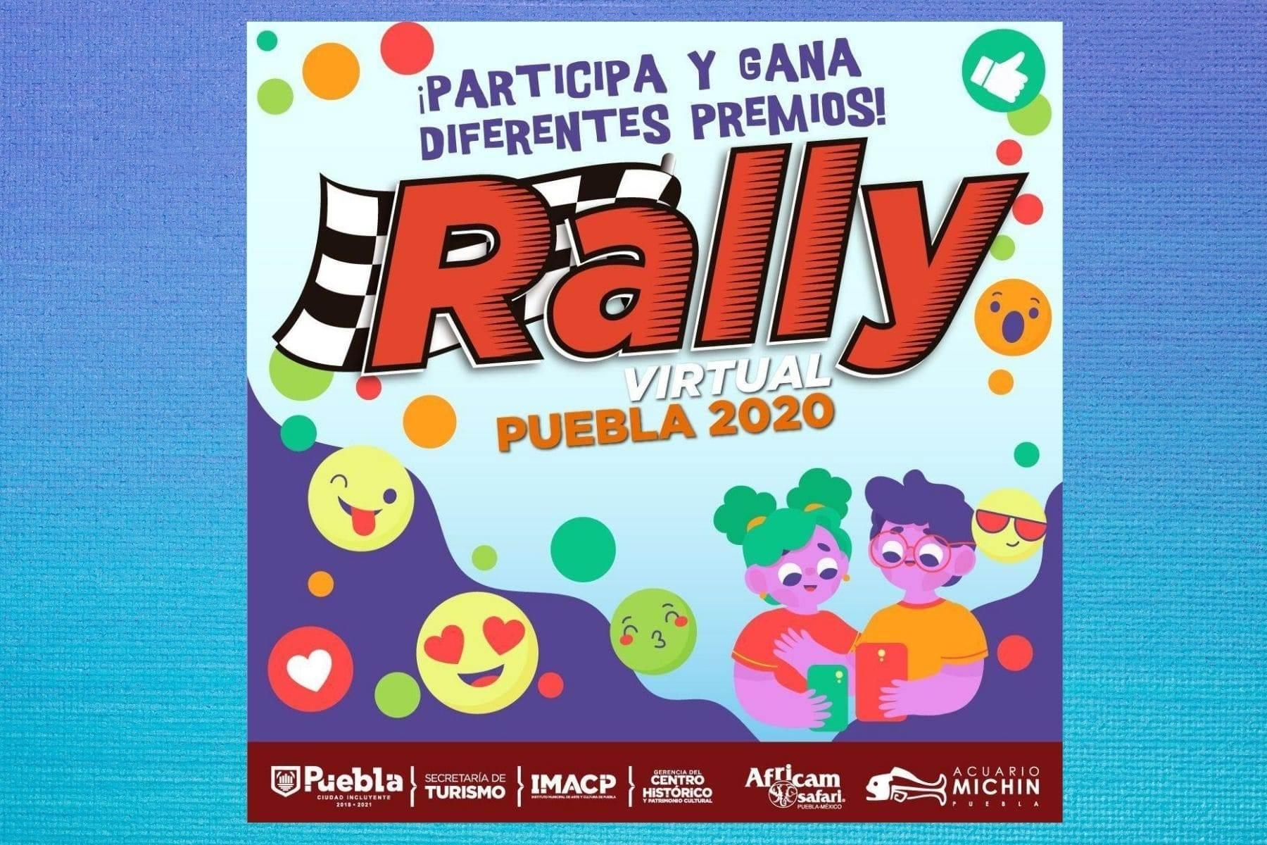 Niñas y niños podrán aprender de historia, cultura e historia con este rally