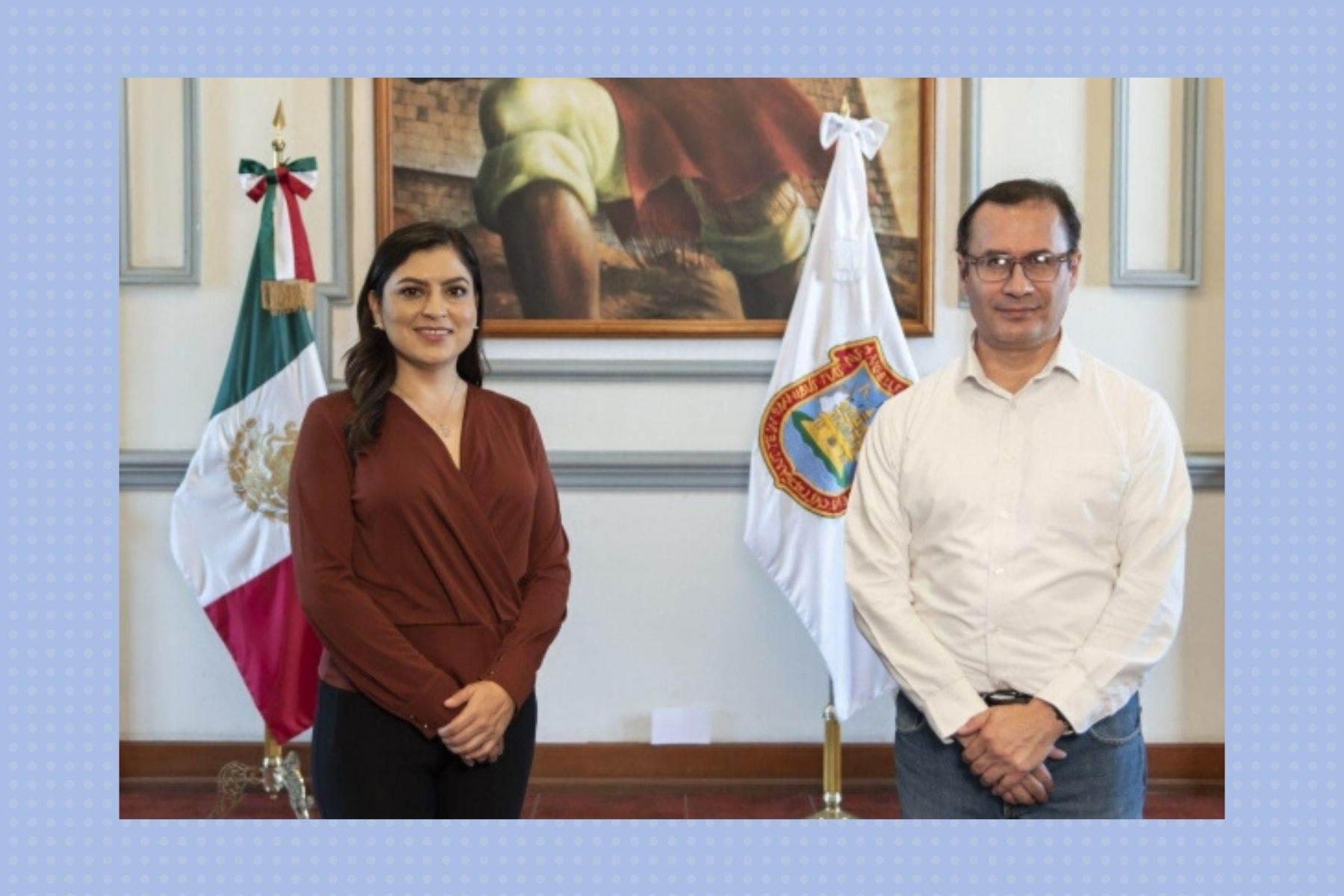 Hacen cambios en el IMACP; llega Gerardo Oviedo a la dirección