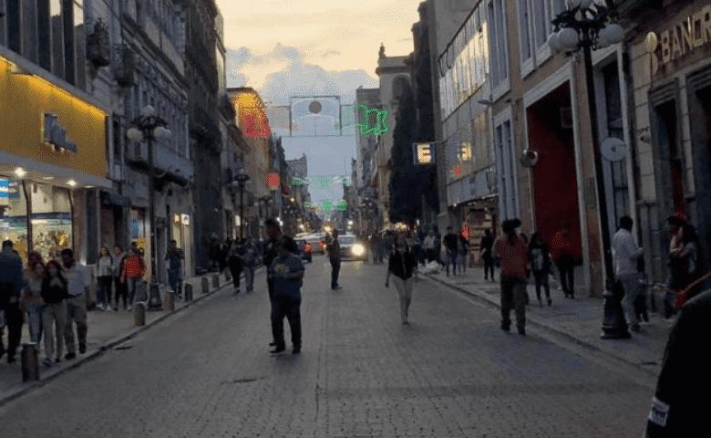 Por festejos patrios, habrá restricción vehicular en algunas calles de Puebla