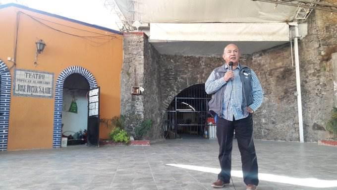 Sergio Vergara Berdejo será el nuevo secretario de Cultura