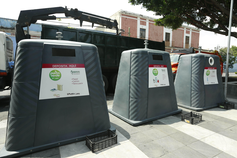Gobierno de la ciudad amplía red de separación de basura