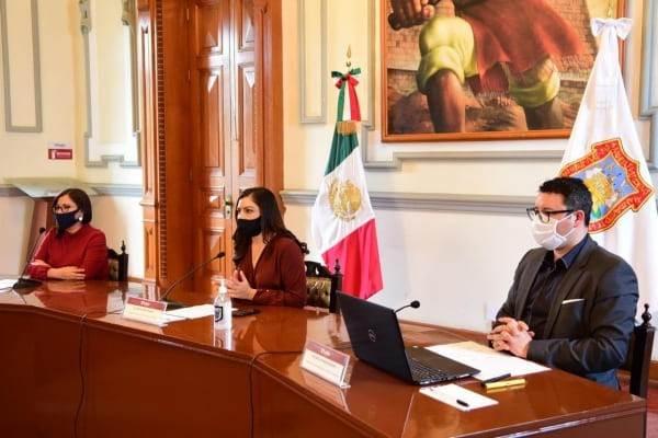 Ayuntamiento de Puebla anuncia inversión para 100 obras