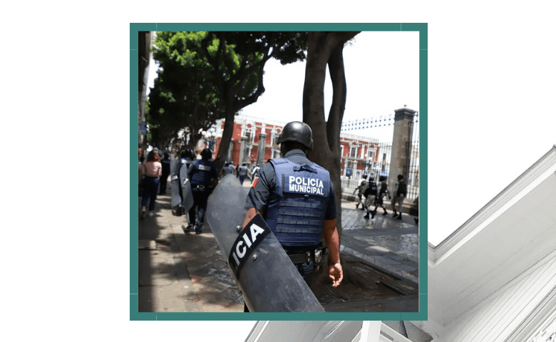 Ayuntamiento de Puebla acatará recomendación de la CDH
