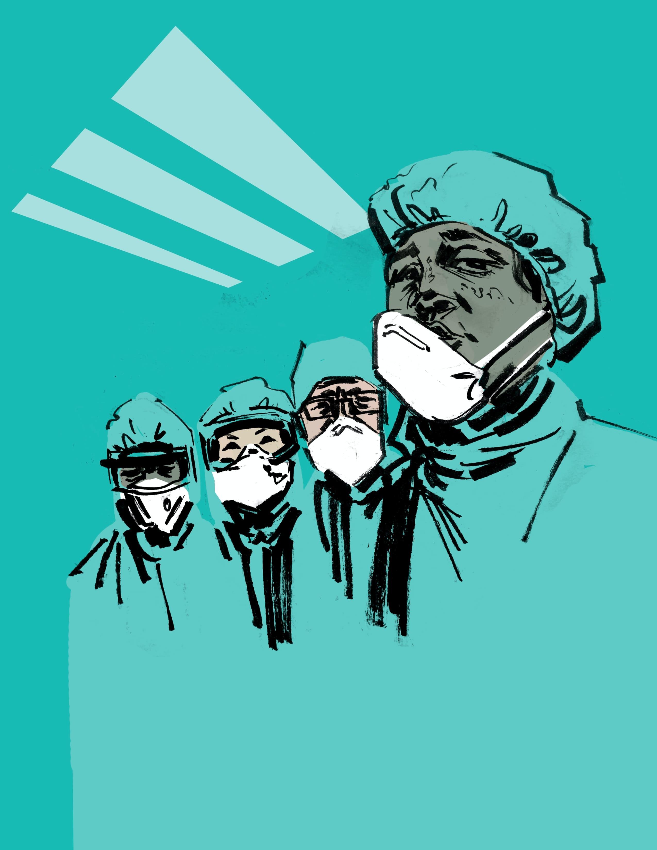 Personal de enfermería, el más discriminado durante la pandemia
