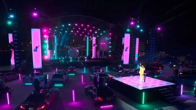 Los VMA's y la otra forma de hacer conciertos en la pandemia