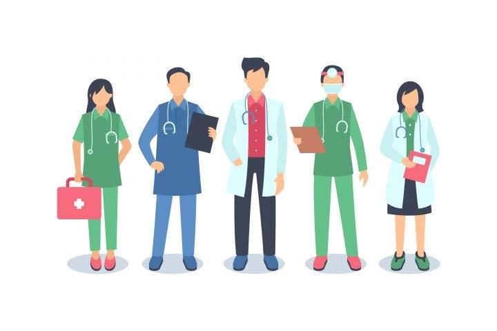 Fallecen 85 médicos y enfermeras poblanas durante la emergencia sanitaria