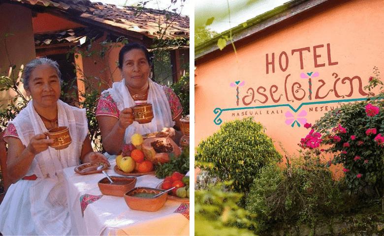 Reabre con medidas sanitarias el Hotel Taselotzin en Cuetzalan