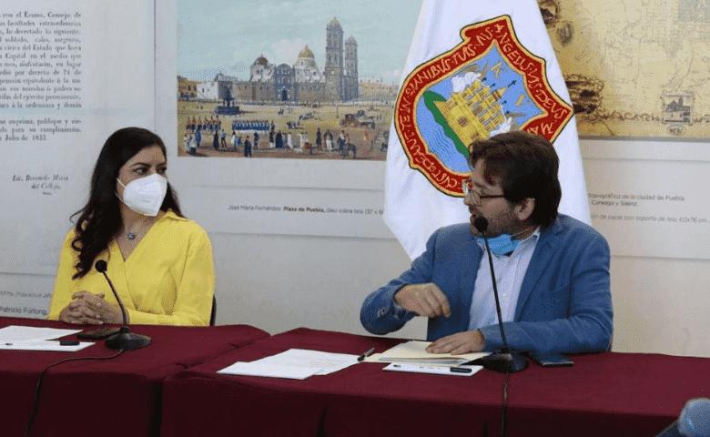 Rescatan archivos históricos de juntas auxiliares de Puebla