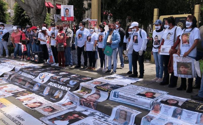 ¡Hasta encontrarles! Exigen justicia para personas desaparecidas en Puebla