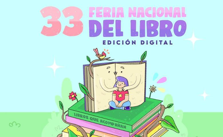 Un vistazo a la Feria Nacional del Libro 2020