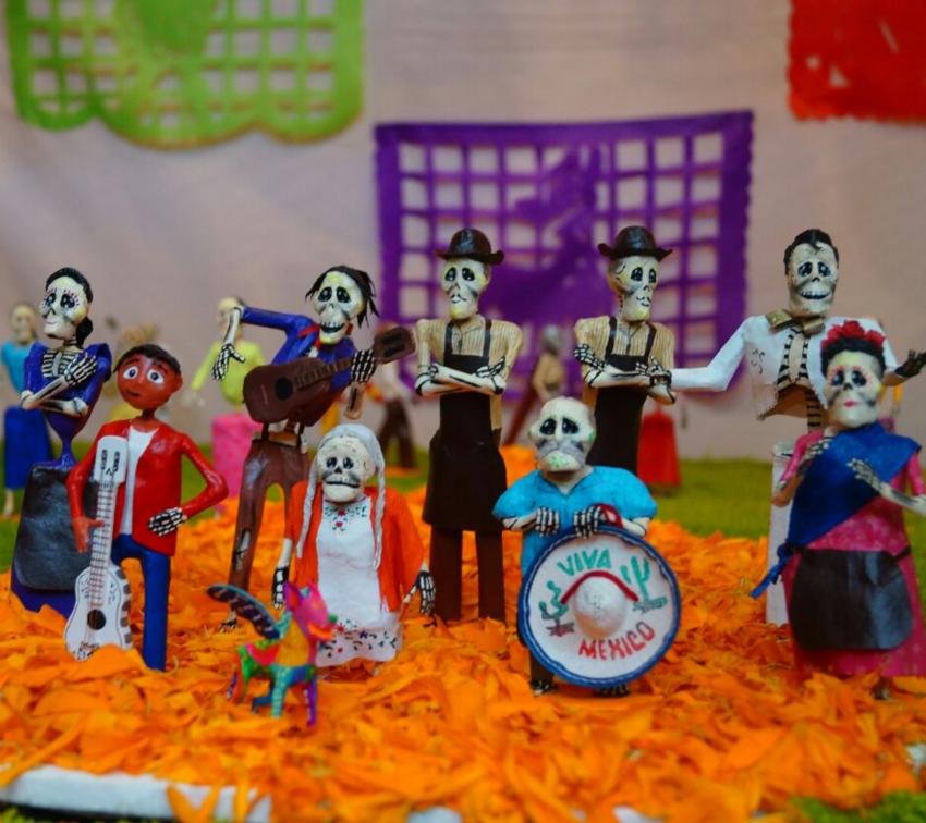 Así se vivirá el Día de Muertos en Puebla