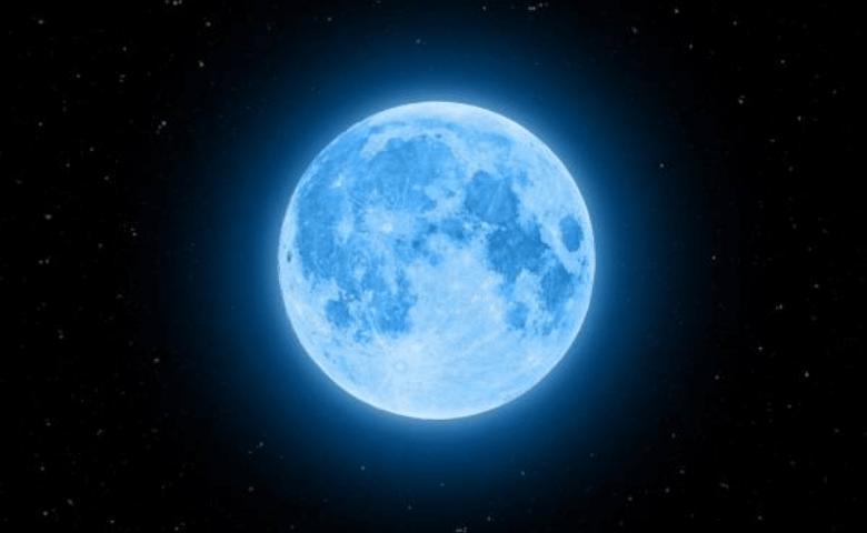 La Luna Azul que iluminará el firmamento el 31 de octubre