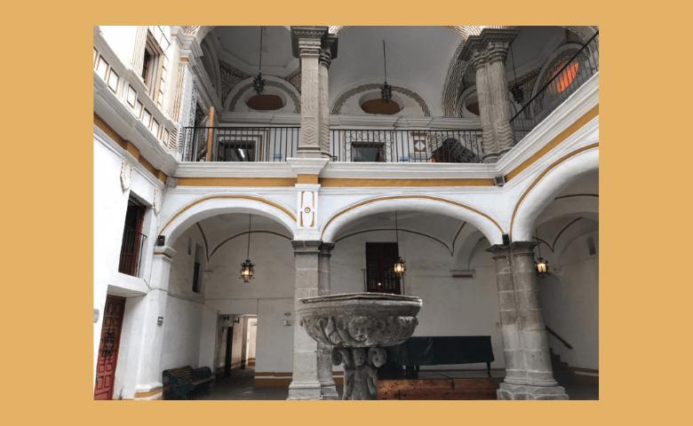 Patios de casonas de Puebla serán intervenidos por artistas contemporáneos