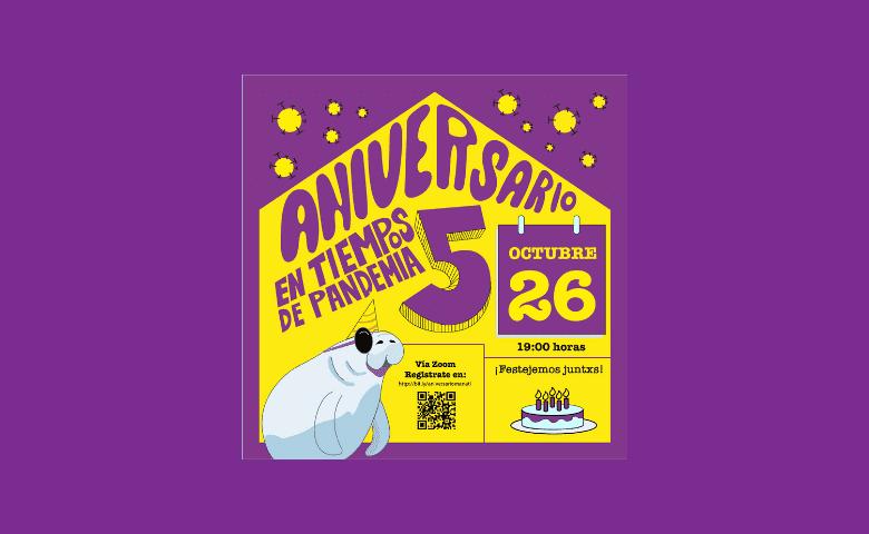 ¡Celebremos el 5to. Aniversario de Manatí 🥳!