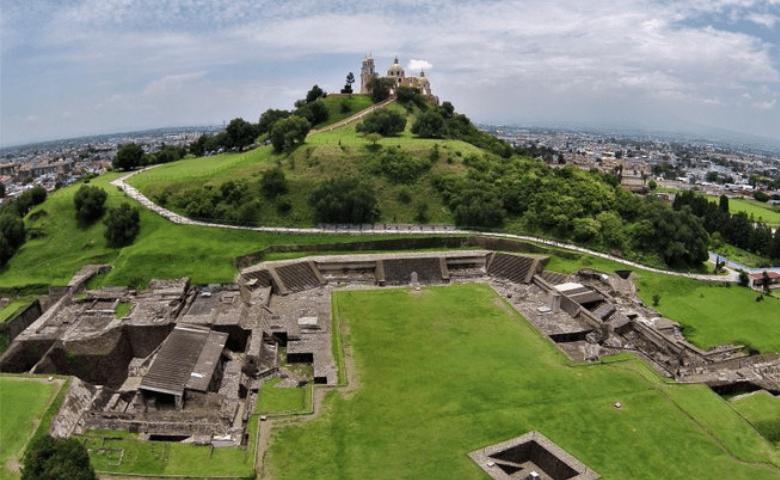 Zona Arqueológica de Cholula volverá a abrir sus puertas