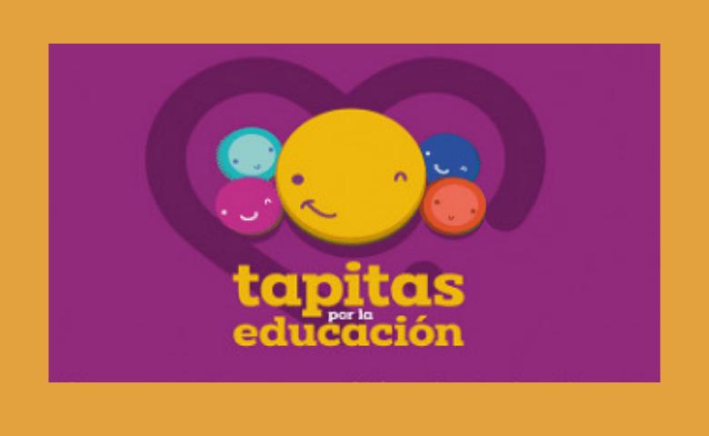 """Regresa la campaña """"Tapitas por la Educación"""" en apoyo de escuelas comunitarias"""
