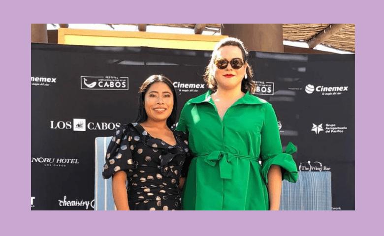 Yalitza Aparicio y Daniela Vega se unen contra el machismo en documental